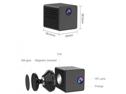 mini bezpečnostní kamera 10