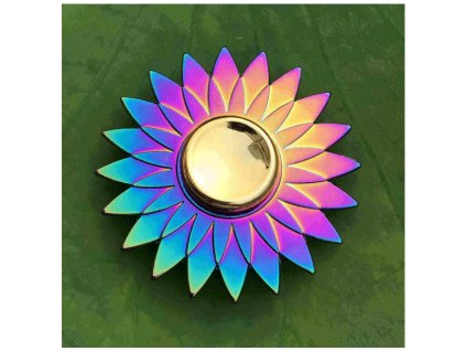Fidget spinner slunečnice