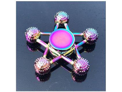 Fidget spinner Atom