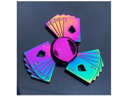 Fidget spinner Poker