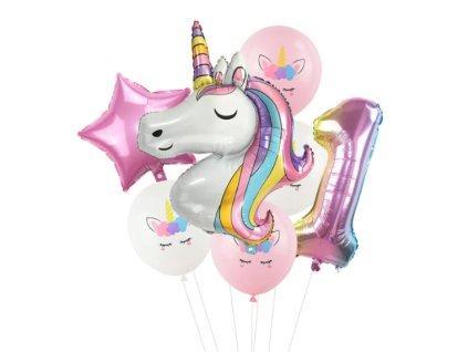 unicorn balonky