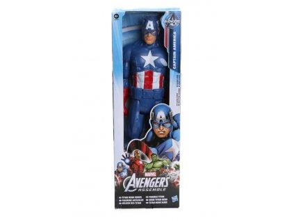 figurka kapitán amerika obal