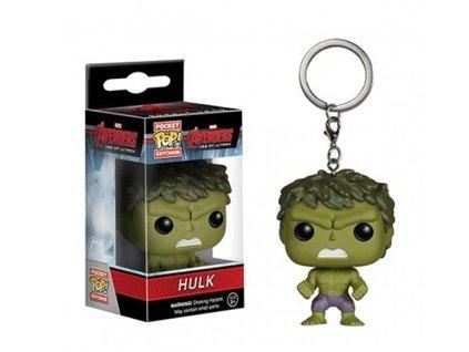 přívěšek Hulk