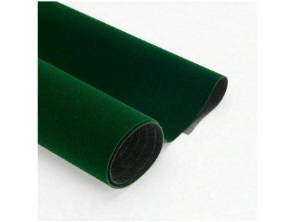 látka zelená