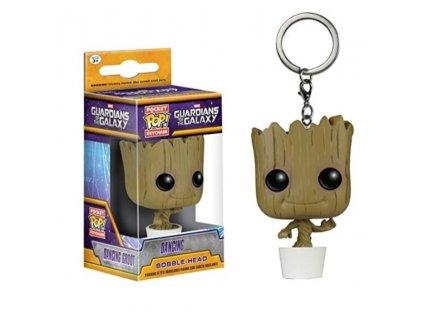 přívěšek Groot