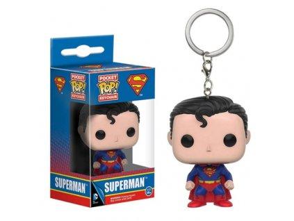 přívěšek superman
