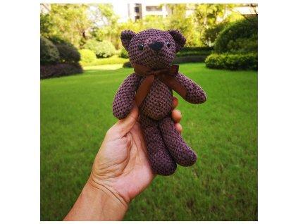 medvidek fialový