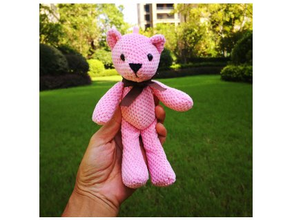 medvidek růžový