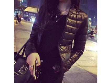 dámská bunda black