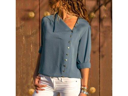 dámská bluza blue