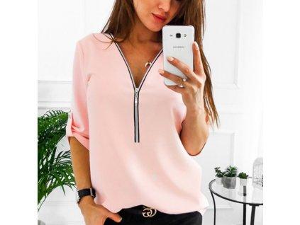 dámské tričko pink