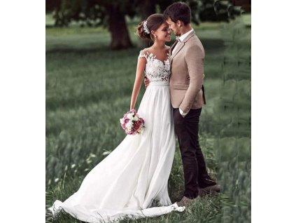 svatební šaty dámské 3