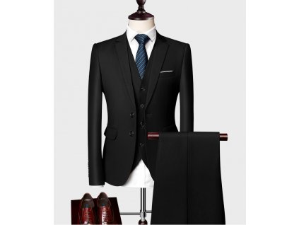 oblek black