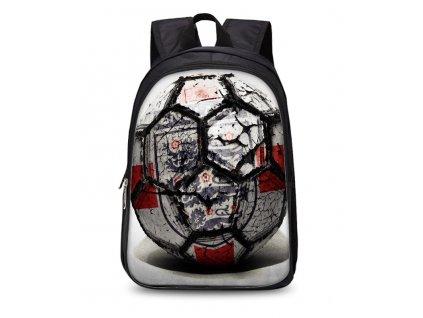 batoh fotbal míč