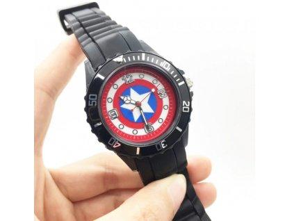 hodinky kapitán amerika