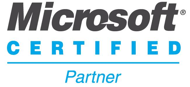 Microsoft Certifikovany Partner