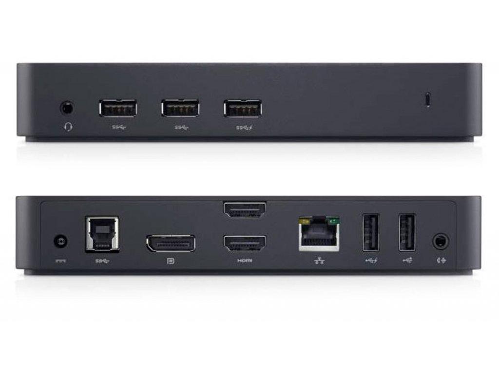 Dell replikátor portů D3100 USB 3.0