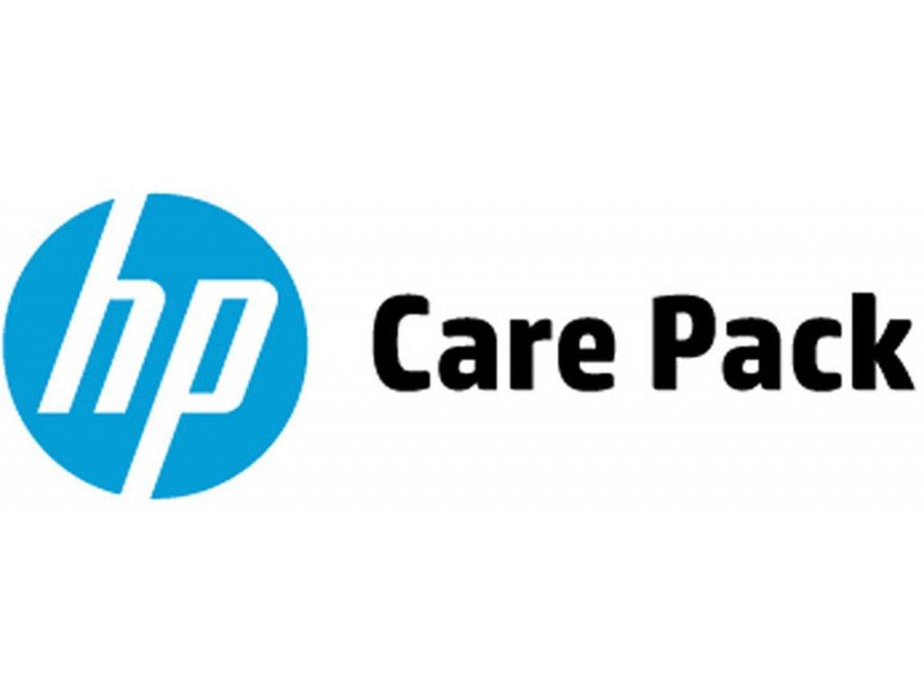 HP 1y PW Return Omnibook XE3 SVC
