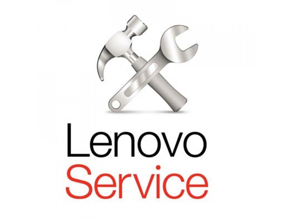 5WS0K76344 Lenovo WarUpgrade na 3r Depot CCI