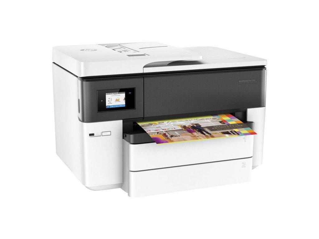 HP Officejet 7740 Wide Format AiO/ A3+,22/18ppm