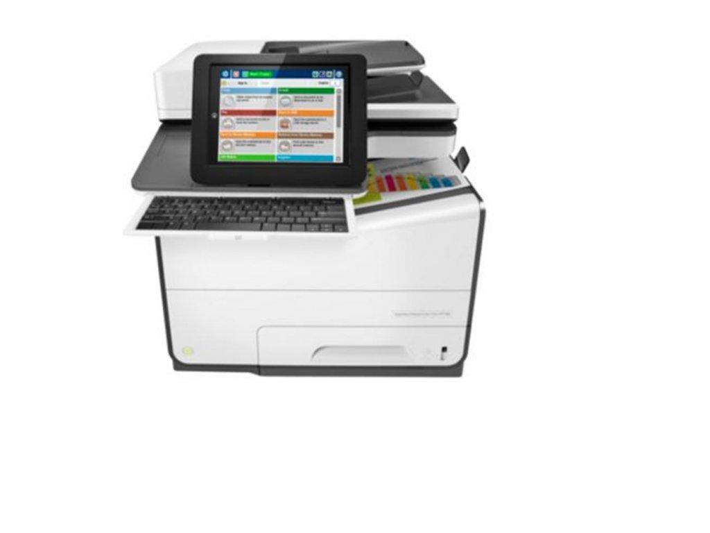 HP PageWide Enterprise 586z