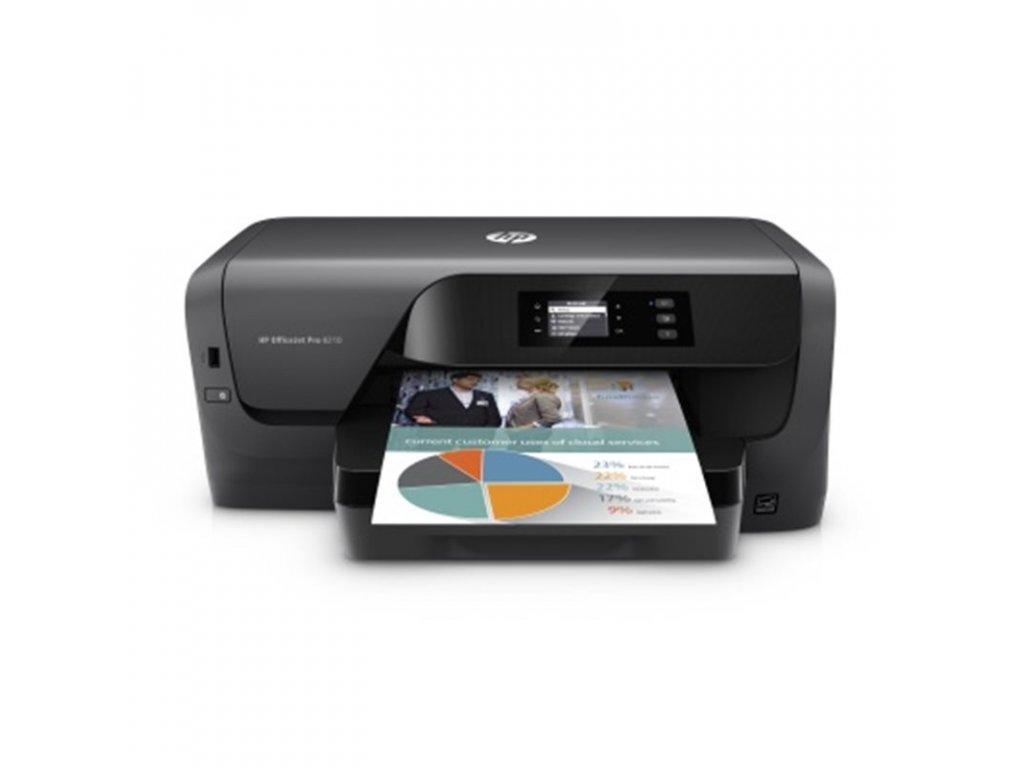 HP Officejet Pro 8210