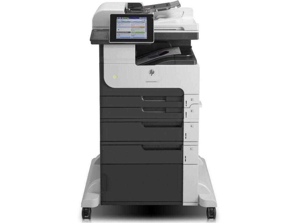 HP LaserJet Enterprise 700 MFP M725f /A3, 41ppm