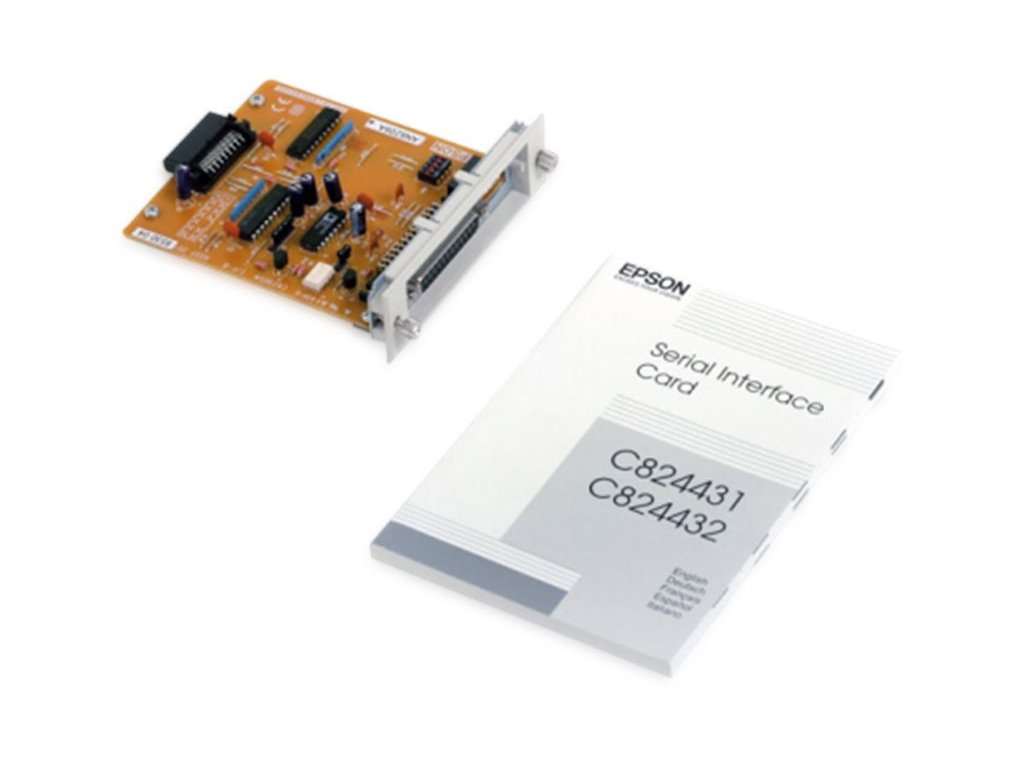 Type B series interface plug-in card RS232D/20mA