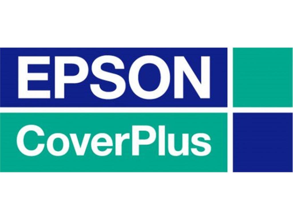 Epson prodloužení záruky 3 roky pro WorkForce DS-860, Return To Base service
