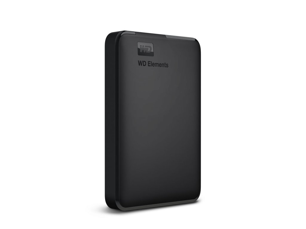 "Ext. HDD 2.5"" WD Elements Portable 1TB USB"