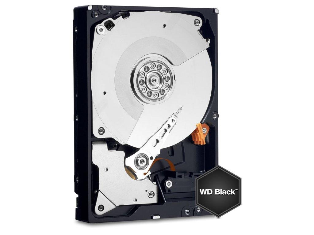 HDD 500GB WD5003AZEX Black 64MB SATAIII/600 7.2k