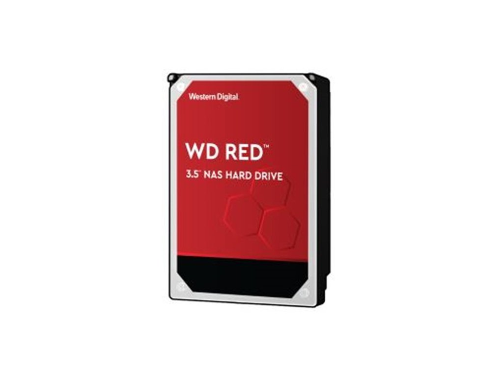 HDD 2TB WD20EFAX Red 256MB SATAIII IntelliP. NAS