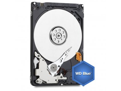 "HDD 2,5"" 500GB WD5000LPCX Blue SATAIII 5.4k 16MB"