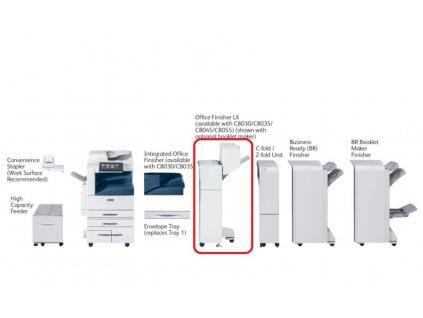 Xerox  Office Finisher LX