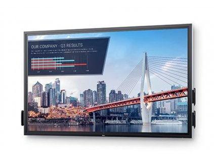 """75"""" LCD Dell C7520QT Interactive Touch Monitor75"""" LCD Dell C7520QT Interactive Touch Monitor"""
