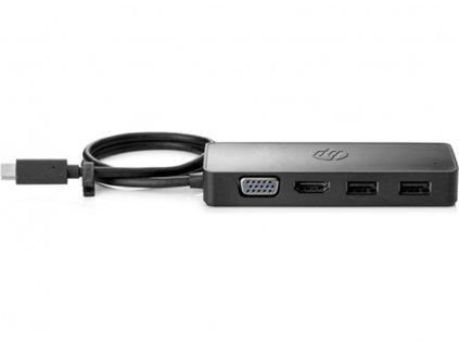 HP USB-C Travel Hub G2 port replikátor, nenapájí