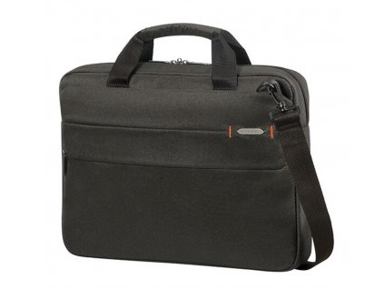 "Samsonite Network 3 LAPTOP BAG 15.6"" Charcoal Blac"