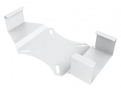 Držák pro upevnění ke stojanu EIZO Flexstand  EV2216, EV2316, EV2416 - šedé provedení