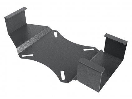 Držák pro upevnění ke stojanu EIZO Flexstand  EV2451, EV2456 - černé provedení