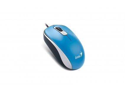 Myš GENIUS DX-110 USB blue