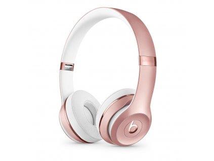 Beats Solo3 WL Headphones - Rose Gold