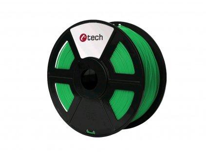 HIPS GREEN zelená C-TECH, 1,75mm, 1kg