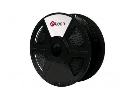 HIPS BLACK černá C-TECH, 1,75mm, 1kg