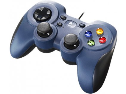 Logitech Gamepad F310, USB