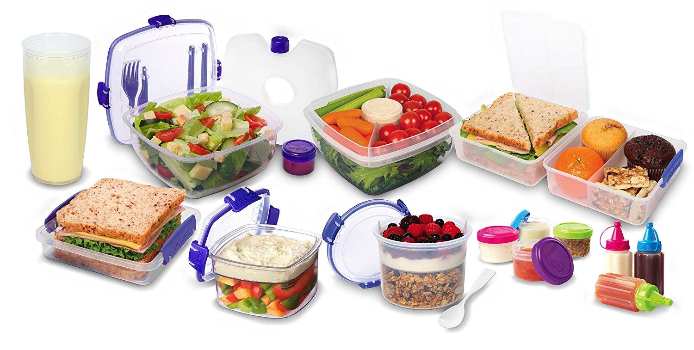 Krabičky na potraviny a jiné dózy