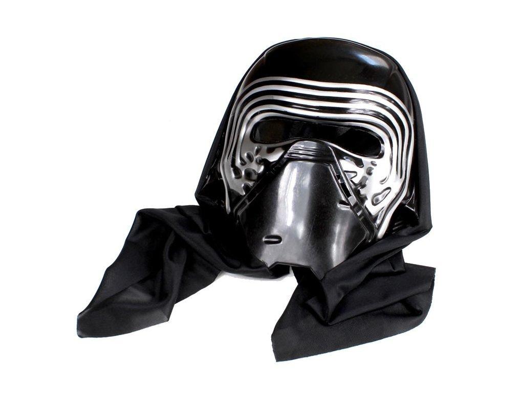 203427 karnevalova maska star wars kylo ren