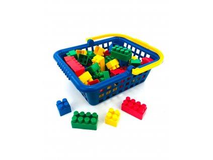 134387 1 detska stavebnice nakupni kosik 50 ks