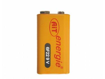 velky 1544181685 baterie ait energie 6f22 9v baleni folie 1 ks