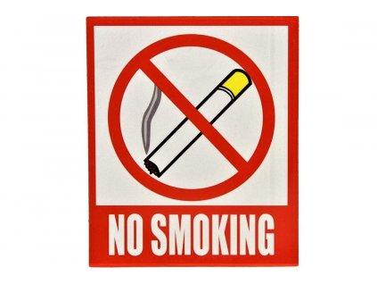 samolepka no smoking zakaz koureni