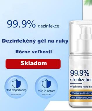 Dazinfeční gel